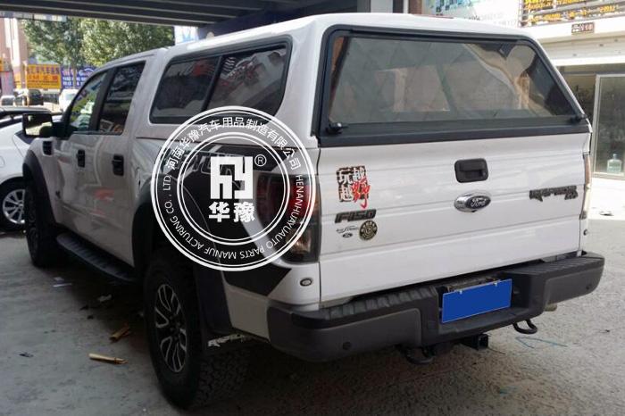 【福特f150皮卡车平顶盖 车厢后盖高盖】价格_厂家_商
