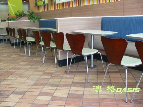 肯德基,麦当劳,港式快餐厅,餐厅快餐椅家具
