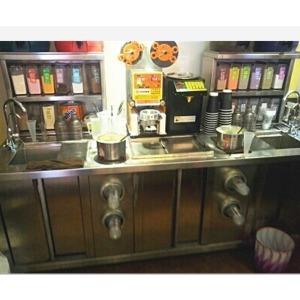 福建价位合理的不锈钢奶茶水吧台
