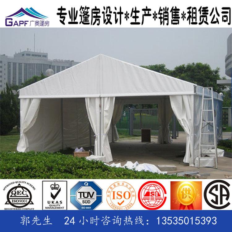 供应铝合金欧式篷房,大型仓储篷房,展览展会篷房,广州图片