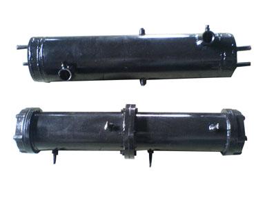 壳管式冷凝器 蒸发器 华强制冷设备厂 铁鑫公司大量供应塑料冷