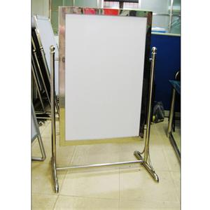 专业制作加工不锈钢 广告牌 宣传栏 岗亭 旗杆 展示栏 灯箱 立式灯箱图片