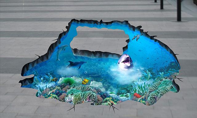 沈阳 2014公司年会尾牙会主题活动3D立体画设计制作