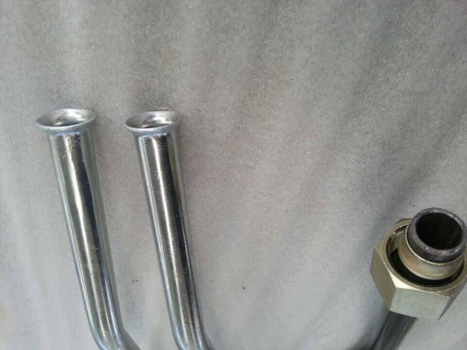 无缝钢管,全球通精密钢管液压油管图片