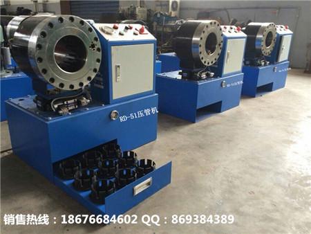 汉中市液压压管机价格-榆林市高压锁管机多少钱一台图片