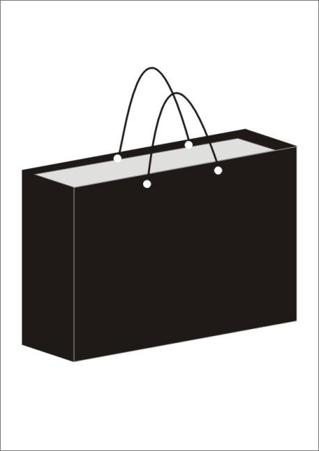 包装 包装设计 购物纸袋 设计 矢量 矢量图 素材 纸袋 459_650 竖版