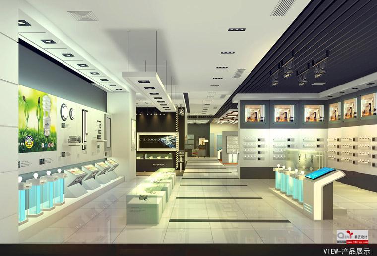 广州企业展厅设计