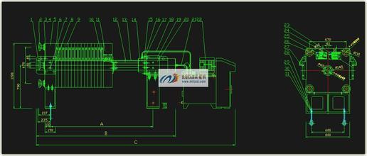 供应液压式铸铁压滤机生产厂家