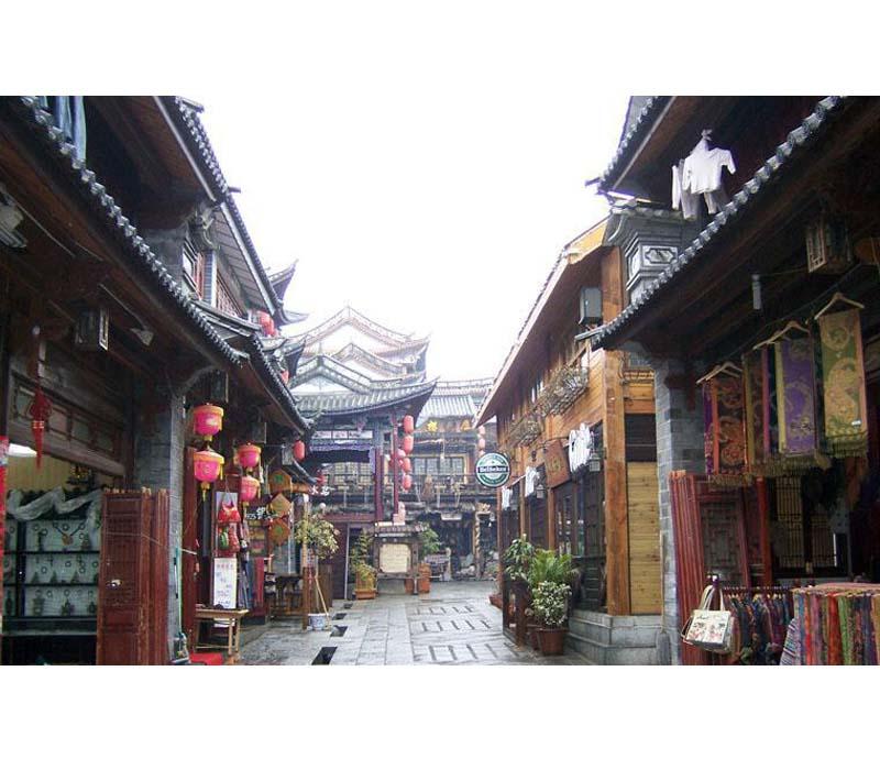 成都到云南旅游,昆明,大理,丽江,香格里拉旅游行程