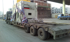 西安咸阳渭南宝鸡到省外长途超限大件设备运输公司