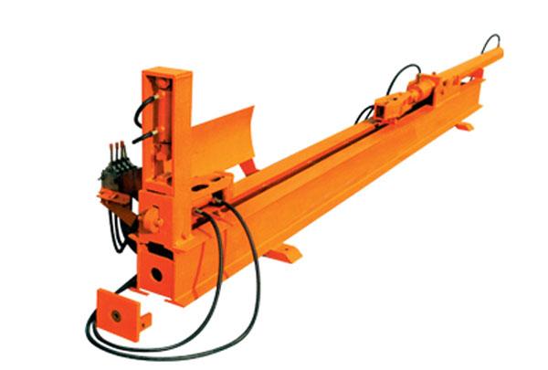 供应优质tls-40型锚杆调直机图片