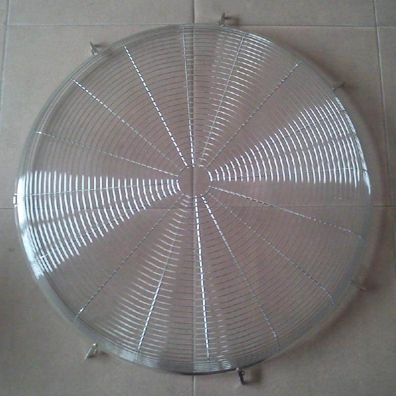 远翔丝网大型风机安全防护罩,防护网罩