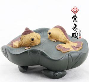 串珠双鱼图解