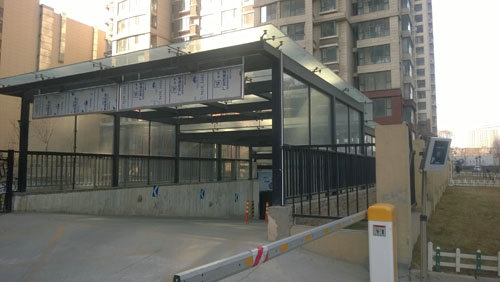 石家庄钢结构雨棚生产厂家