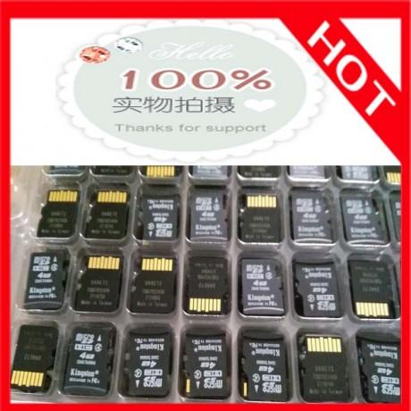 厂家配货金士顿手机内存卡批发 保证速度长做长保
