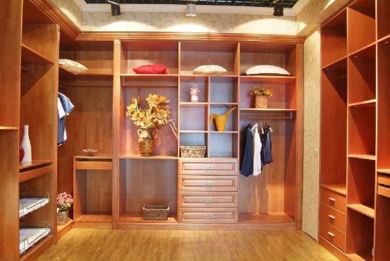 天津西青附近四门柜六门柜衣柜板式家具定制图片