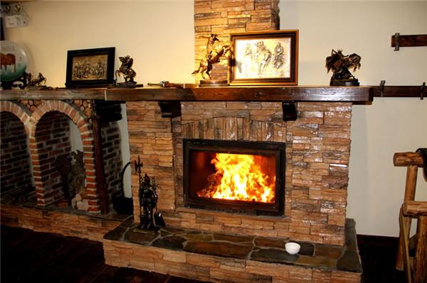 北京燃木壁炉,别墅取暖壁炉,品牌欧式壁炉