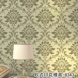 贵阳液体壁纸欧式印花模具生产厂家