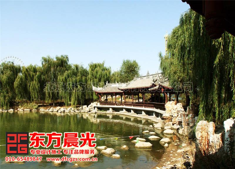 中式园林景观设计中式装修设计公司