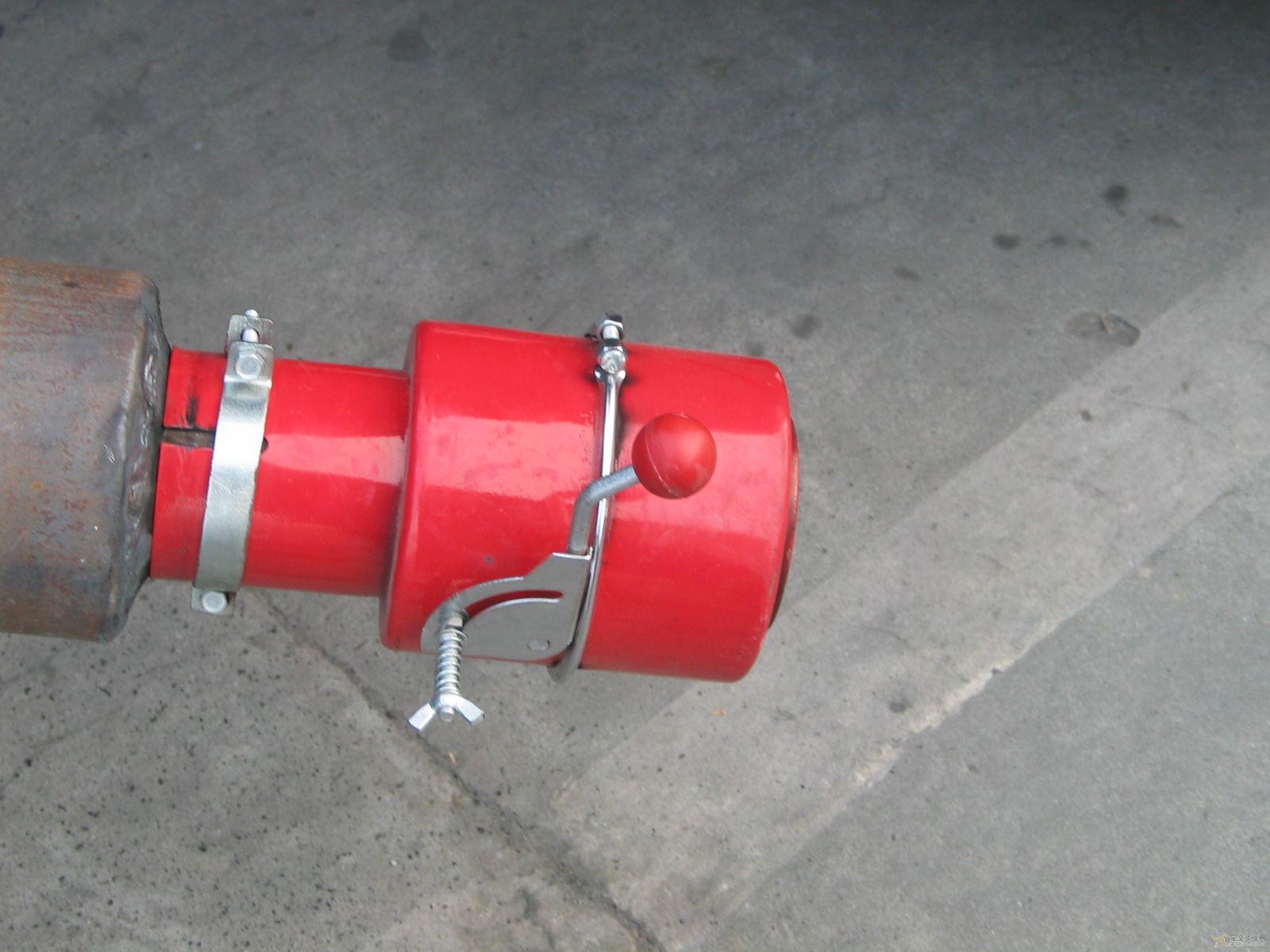 汽车防火帽 (又名汽车防火罩,机动车排气火花熄灭器,汽车排气管防火罩