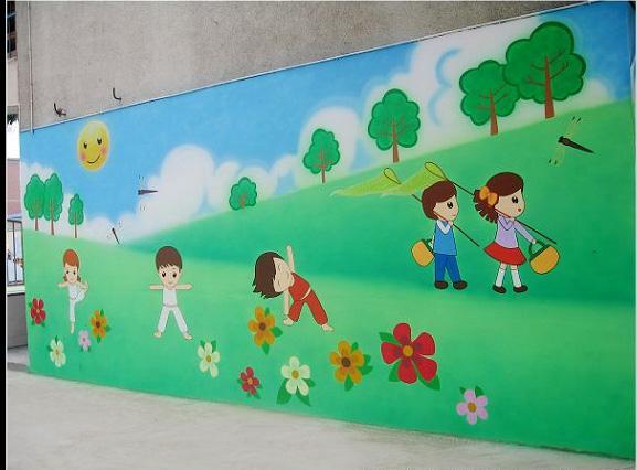 无锡品尚手绘墙画壁画是软装修中的点睛之笔,具有的装饰性和艺术性