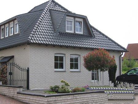 用《馨瓦牌》合成樹脂瓦——別墅洋房屋面防水好幫手!