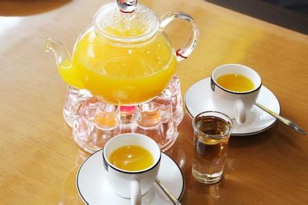进口韩国蜂蜜柚子茶在上海港怎么报关