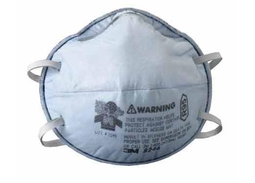 美国3m8246 原装防护口罩