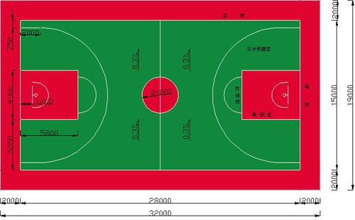 硅pu篮球场哪家做的好?济南永兴更专业!