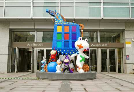 郑州雕塑公司玻璃钢雕塑最好厂家