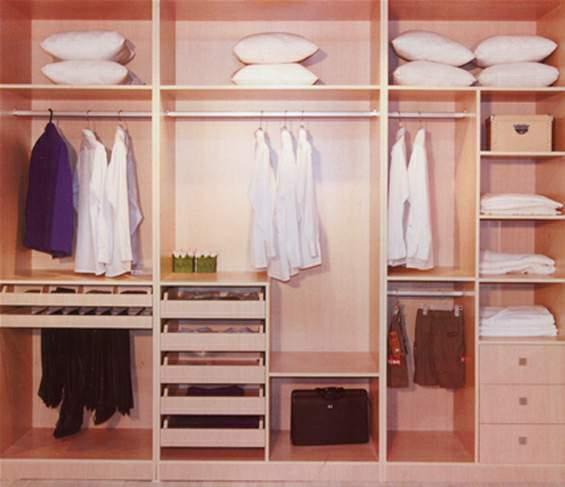 衣柜定制 卧室衣柜 厂家直销 量身定做 各种风格家具图片