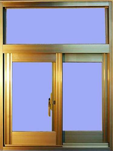 杭州铝合金窗户