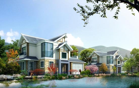 轻型钢结构别墅造价 钢构别墅图片 钢构别墅图