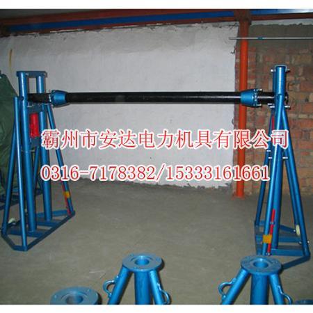 梯形放线架 梯形液压支架图片