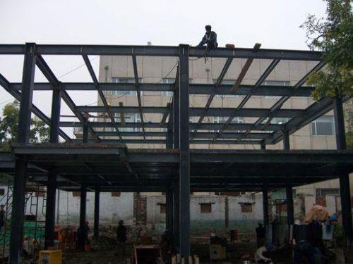 石家庄钢结构安装钢结构阁楼造价咨询