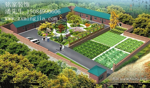 湘潭主题休闲农庄规划设计,园林景观设计最好最专业的