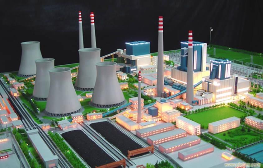 大尺模型设计和制作全国最的工业机械沙盘模型