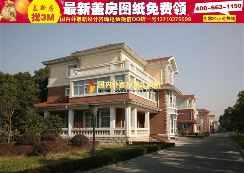 安徽100平农村平房设计图大全|经济型农村房屋设计图