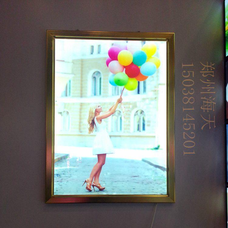 主要产品有铝合金边框,广告框,海报框,广告型材,led灯箱,肯德基灯箱