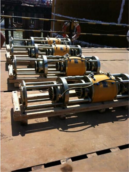 上拔式液压提升设备智能液压提升设备供应商图片