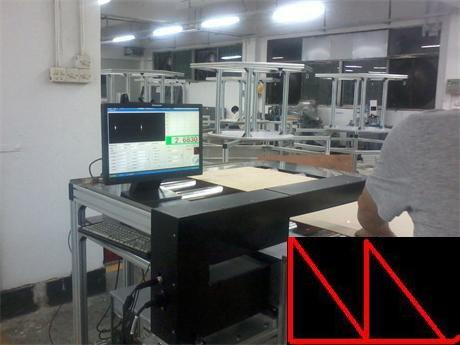 凤鸣亮专业供激光在线测厚仪电池极片非接触检测仪