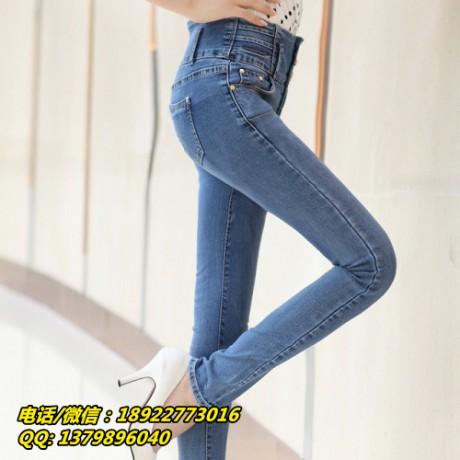 十三行牛仔裤处理便宜牛仔裤清仓广州沙河库存低价牛仔裤批发