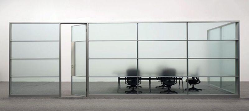 辽宁宏伟区玻璃隔断效果图市场开拓