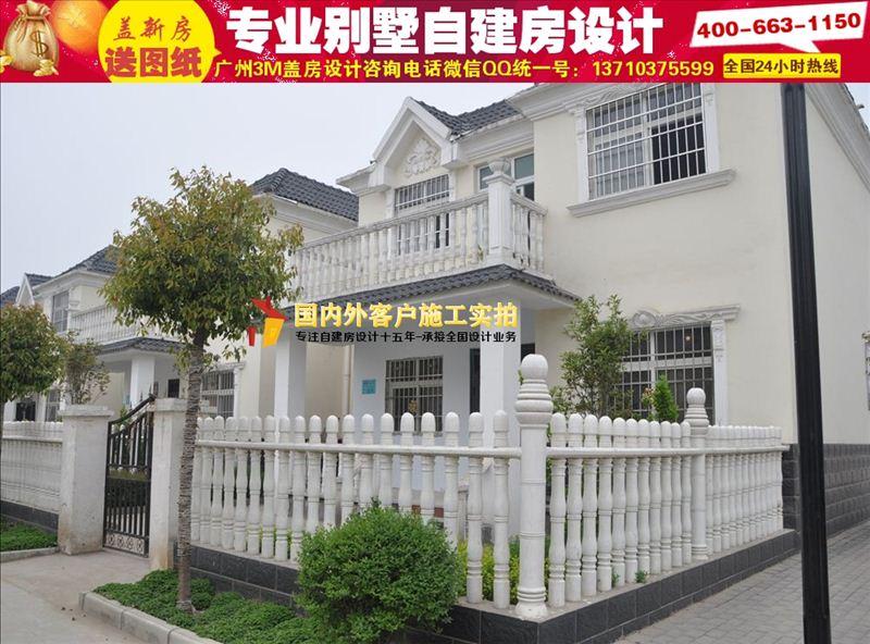 芜湖农村小别墅设计图纸农村盖房子设计图纸