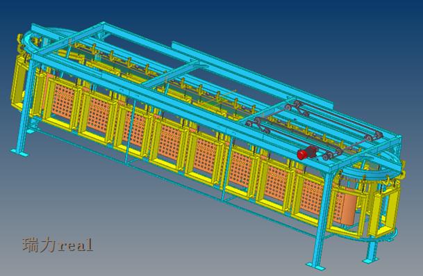 砖厂 砖窑 隧道窑 轮窑 环形窑 全自动打包机 自动打包设备