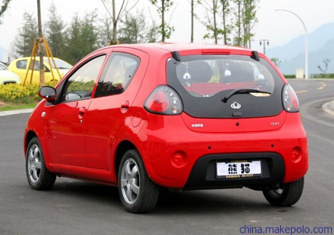 吉利熊猫微型四轮汽车 家用电动汽车图片 电池 销售代步电动车