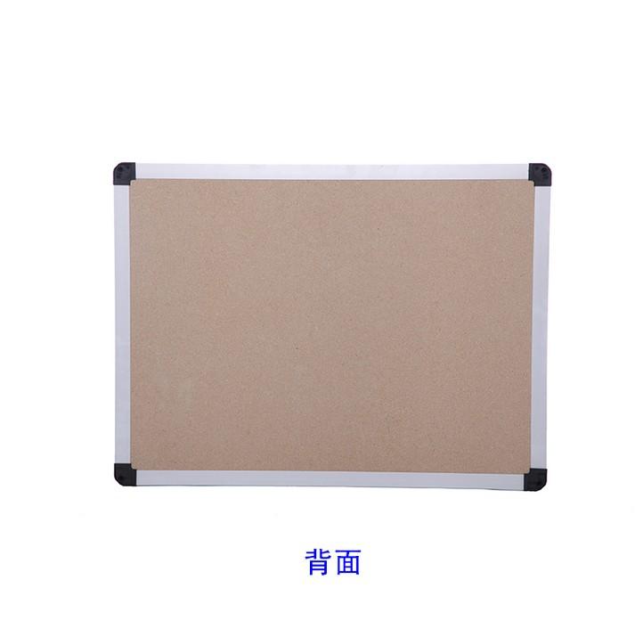 风仁60x90壁挂式软木板扎钉图钉告示黑板公告栏留言板