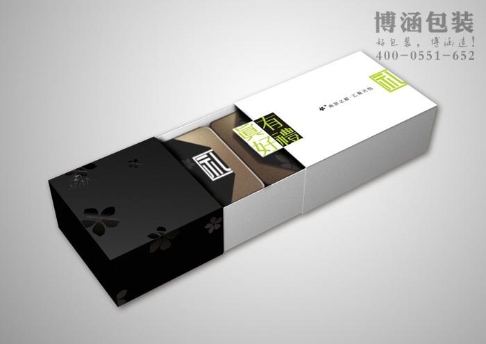 瓜蒌子包装盒 食品包装设计 休闲食品礼盒定制