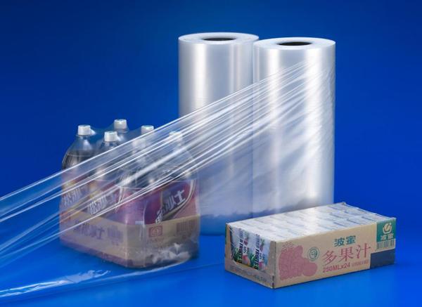 舜天包装生产聚烯烃热收缩包装膜