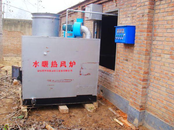 日光温室1200平方米用多大炉子 青州燃煤热风炉厂家